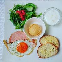 タラモサラダ◆朝ご飯