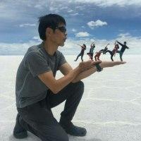 目指せ6000m峰vol.7 ウュニ塩湖