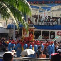 首里城祭が始まりました