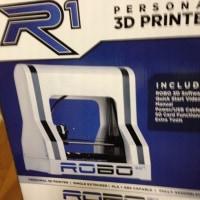 米国RoBo 3D Printer社製3Dプリンター「RoBo 3D」出荷開始