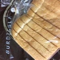 ブルディガラの食パン。