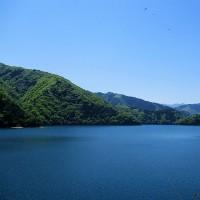 川にまつわる思い出(4)奥多摩湖、玉堂美術館、御岳神社、鳩ノ巣渓谷