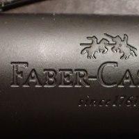 ファーバーカステル Faber-Castell 万年筆 ベーシック カーボン(M)
