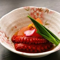 蛸と大根の桜煮