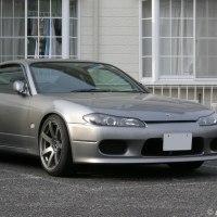 Nissan Silvia 1999-��5�ʥ�С�����������ä�7���ܤΥ˥å��� ����ӥ�