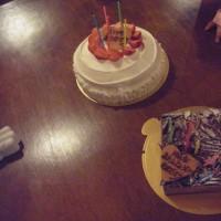 誕生会、ありがとう。