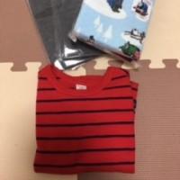 息子のお洋服 UNIQLO&GAP