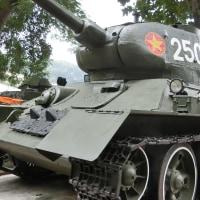 米帝との戦争(1965-75)に使われた北ベトナム軍戦車