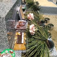 本日は枚方長尾へ墓参り。本日は吉相墓の無料点検会が。