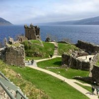 Hotel Barge Scottish Highlander, Scotland