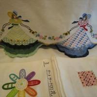 思い出の刺繍作品展