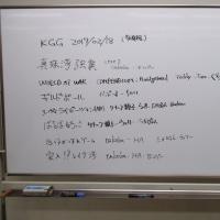 第8回KGG(倉敷ゲーム・ギークス)参加