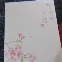 春を思いっきり感じる  京都 菓匠 清閑院 桜花抄