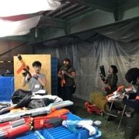 4月15日 NERFイベント「トカゲ会」に参加してきました。