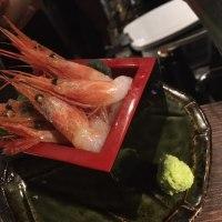 ピッチピチ獲れたて磯の味 in 魚+日本酒の立ち飲み「西庵」