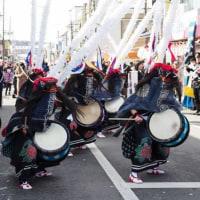 大東大原 水かけ祭り