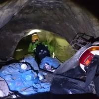 洞窟探検 五日目。