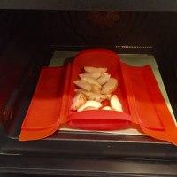 うちのごはん「なすの肉みそ炒め」ジャガイモも入れてみました!