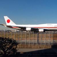 JALの格納庫見学
