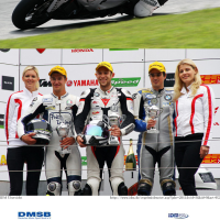 国際ドイツ選手権(IDM)で優勝