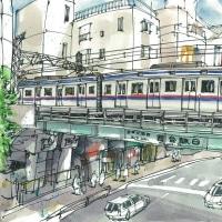 西台駅前(高島平)