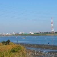 図書館2か所&江戸川