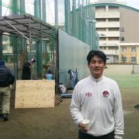 ともに目指そう!甲子園。文京高校野球部保護者会のお手伝い