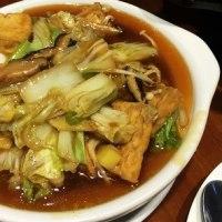 精進料理のお店「水中蓮有机餐」と中国ドラマのBGM