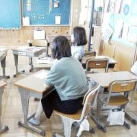 H28 10/6 学級懇談会~2年生~
