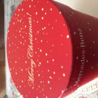 「メルセデス・ベンツ オリジナル クリスマスベア」