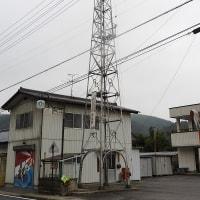 上田市腰越の火の見櫓