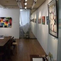 ホソカワマサヒコ作品展 始まりました。
