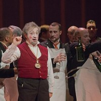 LA CENERENTOLA (Fri, May 2, 2014)