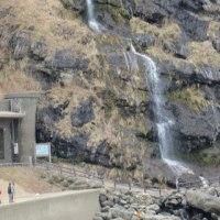 本屋親父のつぶやき3月28日飯田公民館主催のノルディクウオーキング・珠洲塩田村~垂水の滝参加