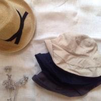 アクセサリーと、帽子