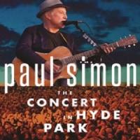 Paul Simon/The Concert in HydePark (2CD+DVD)