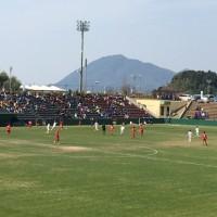 国際ユースサッカー大会inグローバルアリーナ