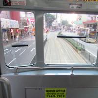 香港 2階建て路面電車乗車 2