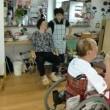 7月7日(金)曇り 利用者8名 ペダル漕ぎ4人
