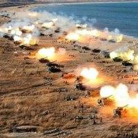 ニュース 国際・科学 北朝鮮が過去最大規模の火力訓練 正恩氏立ち会い=韓国政府筋