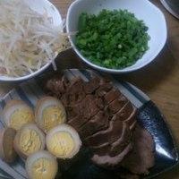 今日の晩御飯どすっ。