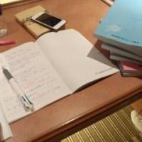 久しぶりの試験勉強