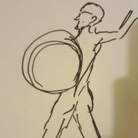 ルーブル美術館のアトリエに参加してきた!