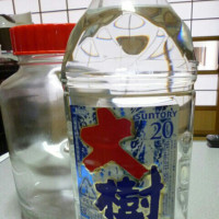 ゆず種化粧水作り