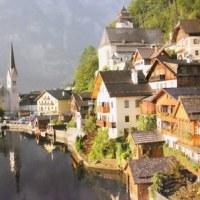 楽しかった旅の一コマ (136) 世界で最も美しい湖畔の町ハルシュタット