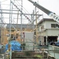 2017.04.21〔建築中〕藤枝市O邸 上棟式