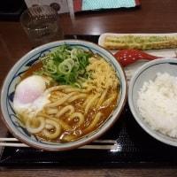 界隈・◯亀製麺 で 3杯