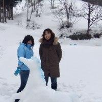 雪だるまコンテストエントリーN o.20