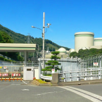 地区の入り口に 原発が居座る 福井県高浜町
