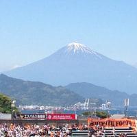 今日は横浜マリノス戦に来ました